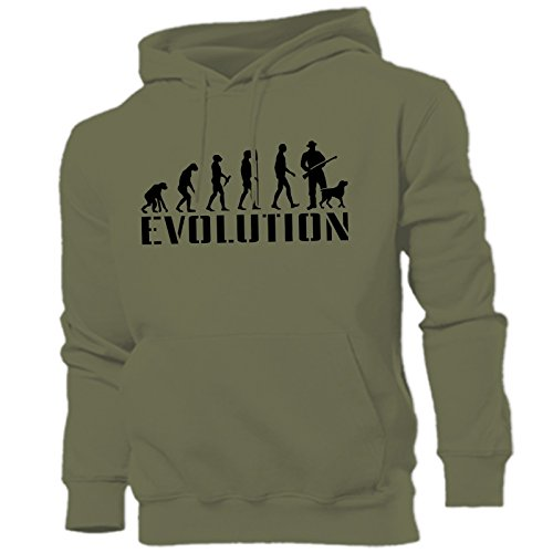 QBEC Hunter Evolution Kapuzenpullover, ideal für Geburtstag,