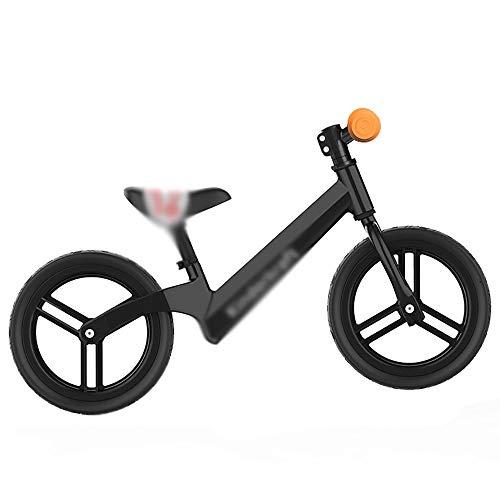 OOFAYHD Kinder Balance Auto Kind Kleinkind Schaum Rollschuh Ohne Pedal Balance Doppelrad Fahrrad - in DREI Farben Erhältlich,C
