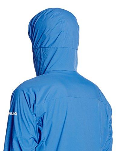 Giacca impermeabile da uomo SALEWA PEDROC HYBRID 2 DST Powertex/ Azzurro (Royal Blu)