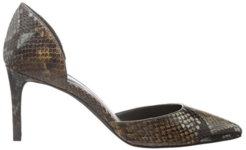 Kenneth Cole Damen Gem Pumps Mehrfarbig (Brn Multi 918)