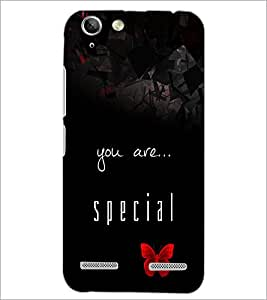 PrintDhaba Quote D-4420 Back Case Cover for LENOVO VIBE K5 PLUS (Multi-Coloured)