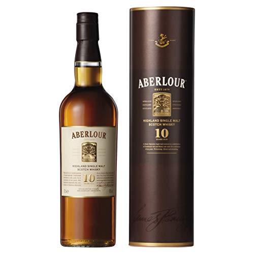 Aberlour 10 Years Old Whisky (1 x 0.7 l) (Gp-birne)