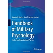 Handbook of Military Psychology: Clinical and Organizational Practice