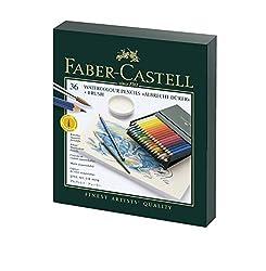 Faber-Castell 117538 - Aquarellstift Albrecht Dürer, 36er Atelierbox
