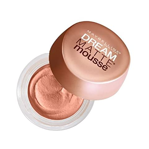 (3 Pack) MAYBELLINE Dream Matte Mousse Caramel