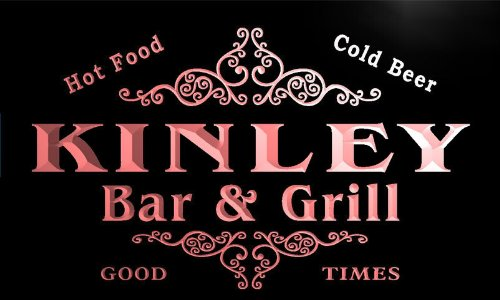 u23420-r-kinley-family-name-bar-grill-home-beer-food-neon-sign-enseigne-lumineuse
