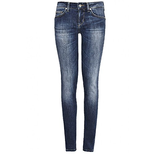 Liu Jo Jeans - Jeans - Donna 77296 Denim Blue idillyc wash (W30)