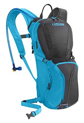 Camelbak Lobo - Mochila de hidratación, color Azul, 3 l
