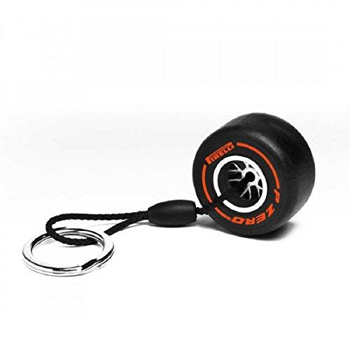 pneumatico-pirelli-arancione-rim-replica-portachiavi-motorsport-f1