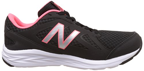 New Balance 490v4, Scarpe Running Donna Nero (Black/guava)