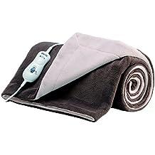 IMETEC Relaxy IntelliSense TH-04 - Manta eléctrica de sofá, 150 W, tejido