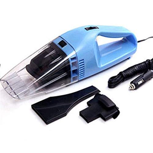 Handheld Staubsauger 100 Watt DC 12 V High Power Vakuum Tragbare Mini Nass/Trockensauger Für Auto Lkw SUV Desktop,Blue