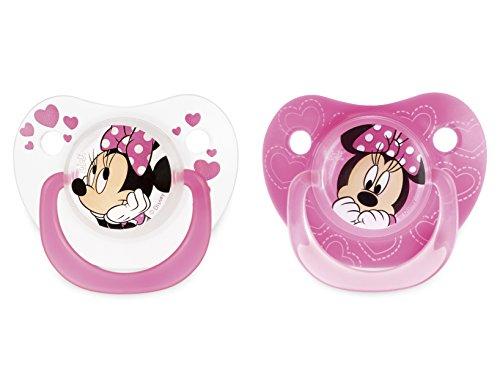 lulabi-disney-minnie-confezione-da-2-ciucci-silicone-goccia-3-mesi-rosa