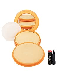 Ads Perfect Coverage 2In1 Compact Powder Free Laperla Kajal-Pppa