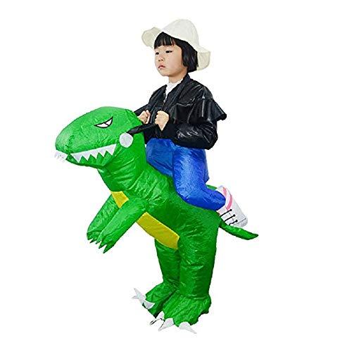 Kostüm Besten Blow Up - YANG CUIYAN-ER Aufblasbare Dinosaurier Reiten T-REX Kostüme Kostüm Halloween Party Cosplay Fantasy Blow up Kostüm für Erwachsene / Kinder