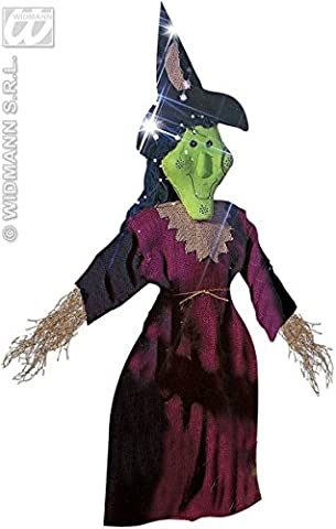 Puppet Costume Homme - Witch Straw Puppet