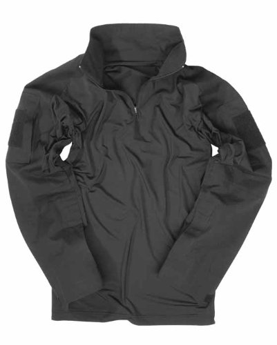 Mil-Tec Taktisches Shirt Schwarz