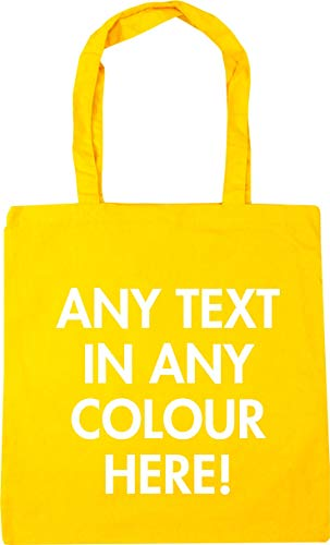 HippoWarehouse ,  Damen Strandtasche, gelb (Gelb) - 915-TOTE-Yellow (Driver 915)