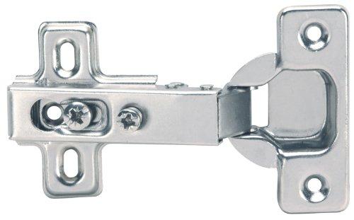 Hardware House 64-2421im europäischen Stil Schrank Scharnier, chrom -