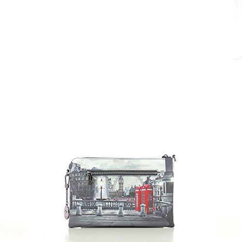 Ynot Damen I-303 Umhängetasche, 27.5x18x2 cm REDBOX