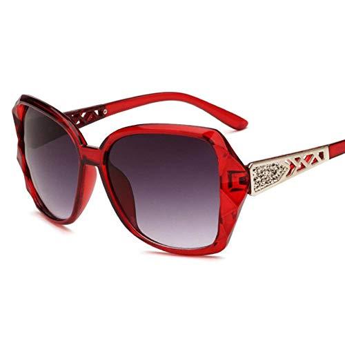 Passionate Truthahn Vintage großen Rahmen Sonnenbrille Frauen/Männer Designer hohe Oculos de Sol Feminino Spiegel, c5