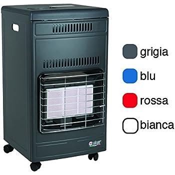 Stufe gas niklas infrarossi nova turbo casa e for Stufa a infrarossi niklas nova ventilata