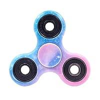 Hand Fidget Spinner,Omiky® EDC Tri Dart Fidget Spinner