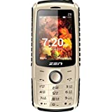 Zen Mobile Z8 (Red Color) 2.4 Big Screen + 2800 MAh Powerful Battery + 1.3 MP Camera + Wireless FM With Recording + Powerful Speaker + Dual Sim + BT + Mp3 + Mp4 + 3.5 Mm Audio Jack + Big Torch