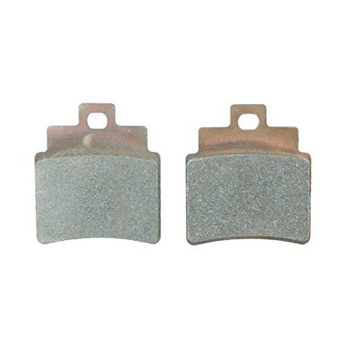 MGEAR Bremsbeläge 30-151-S, Einbauposition:Vorderachse links, Marke:für SYM, Baujahr:2005, CCM:125, Fahrzeugtyp:Scooter, Modell:RV 125