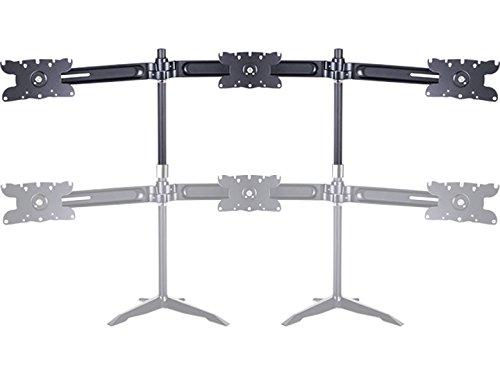 MULTIBRACKETS MV Triple Arm Stand L Erw. Eweiterungsset auf 6 Monitore Fuer MV Desktop Triple Stand 61-81cm 24-32 Zoll