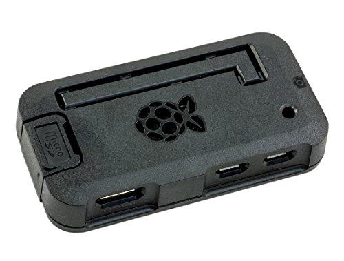 ModMyPi Pi Zero Case - Black