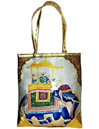Angelfish Digital Printed Messenger Bag/ Utility Hand Bag - B079N7YQF5