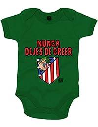 Body bebé Atlético de Madrid nunca dejes de creer 2 Jorge Crespo