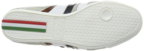 Pantofola dOro Imola Uomo Low, Baskets Homme Blanc (Bright White)