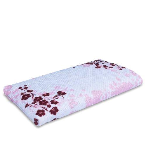 Stilbag Tasche 'MIKA' für Apple iPhone 5c - Design: Womans Wall Rose Flowers