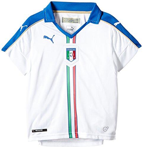 Puma FIGC Italia Kid Away Replica Maglietta