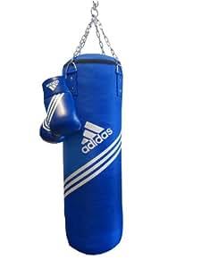 adidas Boxing Set Box-Kit Corner, Blau, ADIBAC11SMU