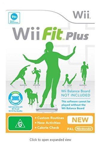 Wii Fit White Balance Board Genuine Original Nintendo Brand Foot Pad Mat by Genric