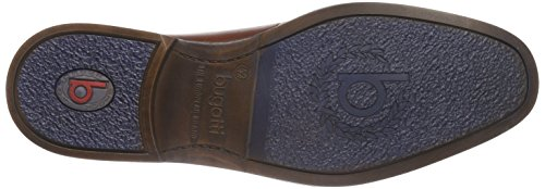 Bugatti cognac Braun Schnürhalbschuhe Herren U90081w 644 Derby 0Pxq1Rz0