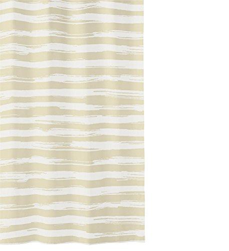 Kleine Wolke Stripy Duschvorhang
