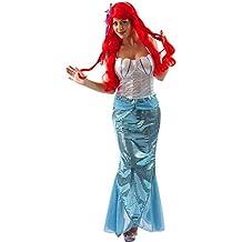 Adult Mermaid Fancy Dress Costume