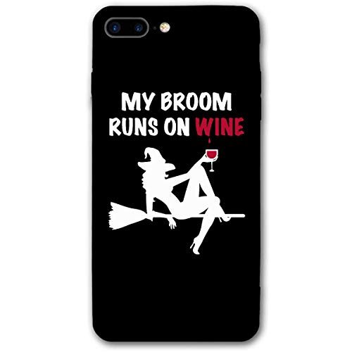 n Wine Halloween iPhone 8 Plus Case,Case for iPhone 7 Plus 2016 / iPhone 8 Plus 2017 Release Unisex ()