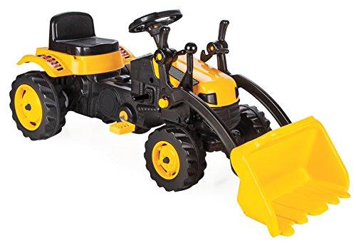 Pilsan pilsan07315Pedal Bedient Active Bagger Spielzeug - Baby-pedal-traktor