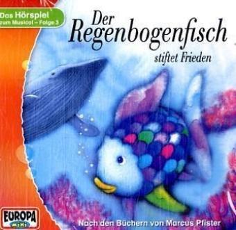 Der Regenbogenfisch 03. Der Regenbogenfisch stiftet Frieden