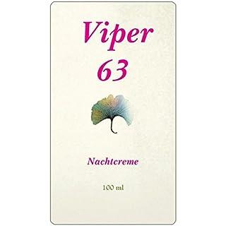 Viper 63, geschädigte Haut, Algen Gingko