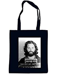 Morrison Mugshot Bag Black