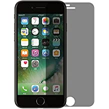 "iPhone 7 iPhone 8 Cristal Templado Mate Anti-Spy Protector de Pantalla Vidrio Templado Premium Para iPhone 7 iPhone 8 (4.7"") Alta Definicion 0.33mm (HD) 9H Dureza 2.5D Touch - VISPOW"