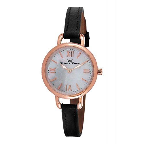 Orologio Yonger & Bresson Donna Madreperla Bianca–DCR 051/BA–Regalo Ideale