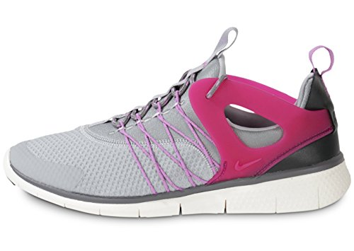 Nike Nike Free 5.0 Flash, Chaussures de running femme Multicolore (Viritous Gris)