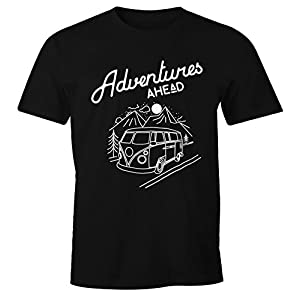 Adventures Ahead T-Shirt M